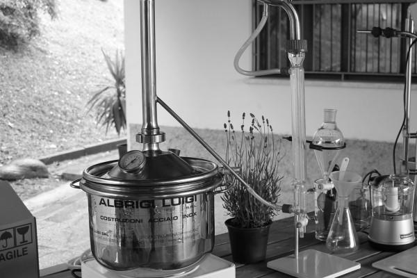 distillatore rit