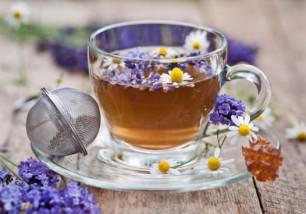 camomilla e lavanda tea