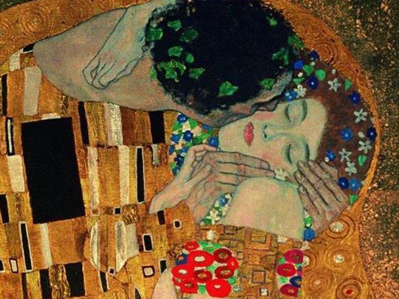 il bacio klimt_3