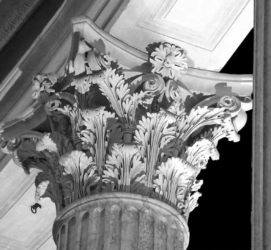 acanto colonne corinzie 2