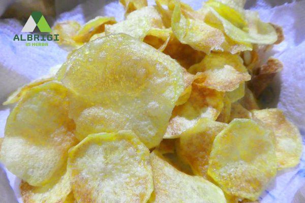 chips rosmarino log